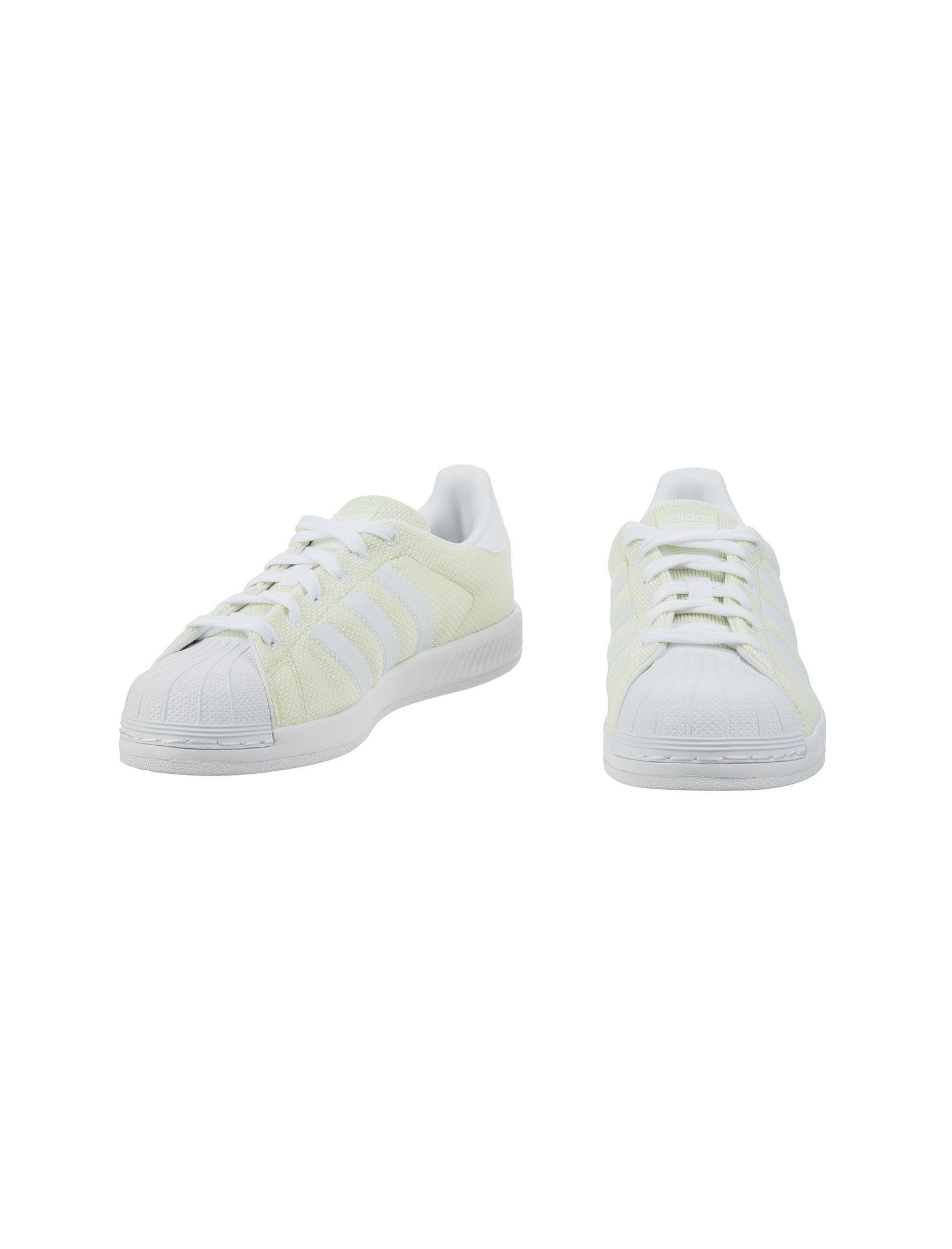 کفش راحتی زنانه آدیداس مدل BZ0634 - سبز روشن - 4