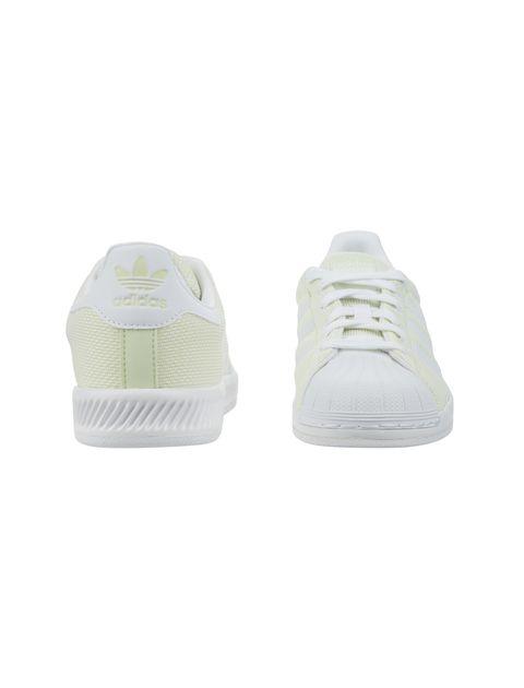 کفش راحتی زنانه آدیداس مدل BZ0634 - سبز روشن - 5