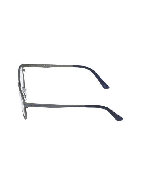 عینک طبی گرد زنانه - طوسي - 3