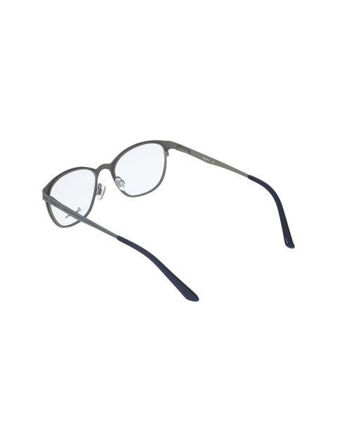 عینک طبی گرد زنانه - طوسي - 4