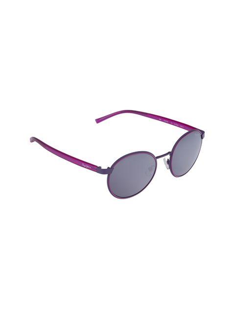 عینک آفتابی گرد زنانه - پپه جینز - بنفش روشن - 2
