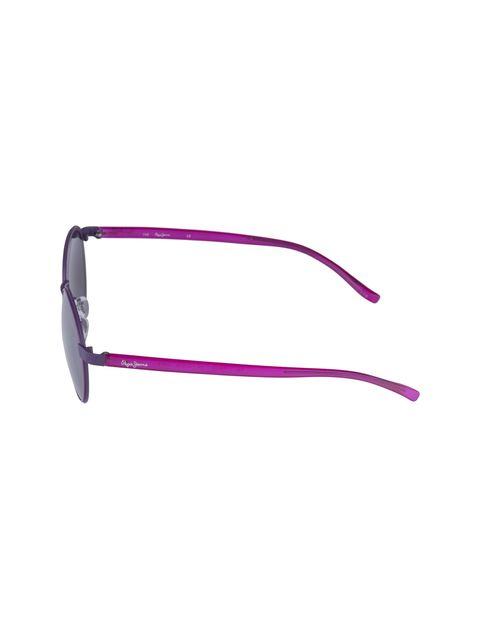 عینک آفتابی گرد زنانه - پپه جینز - بنفش روشن - 3