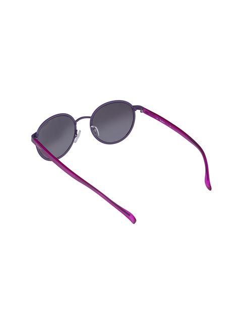 عینک آفتابی گرد زنانه - پپه جینز - بنفش روشن - 4