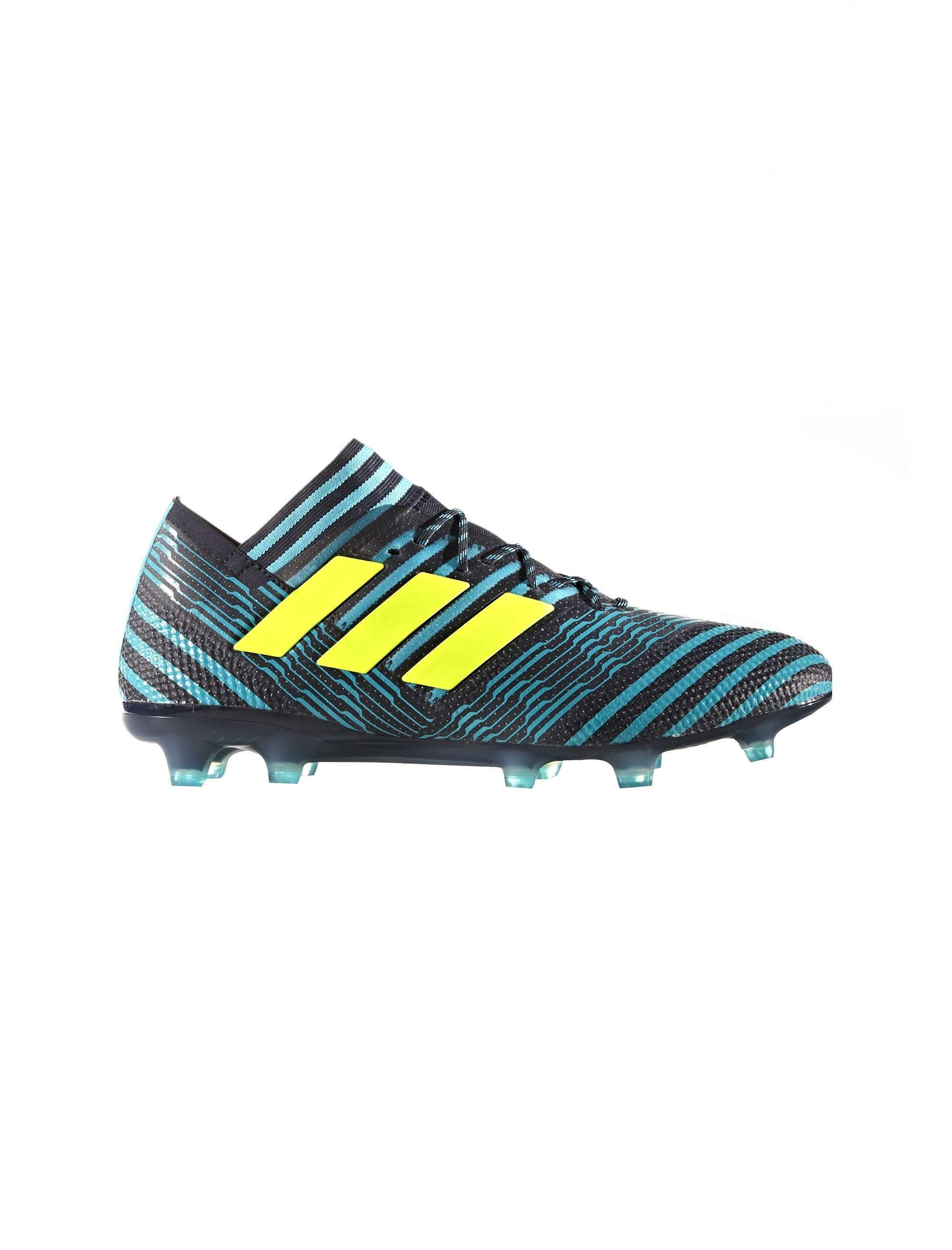 کفش فوتبال بندی مردانه Nemeziz 17-1 Firm Ground - آدیداس