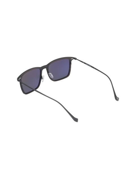 عینک آفتابی ویفرر مردانه - قهوه اي طرح چوب - 4