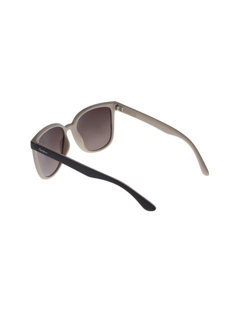 عینک آفتابی ویفرر زنانه - پپه جینز - قهوه اي - 4
