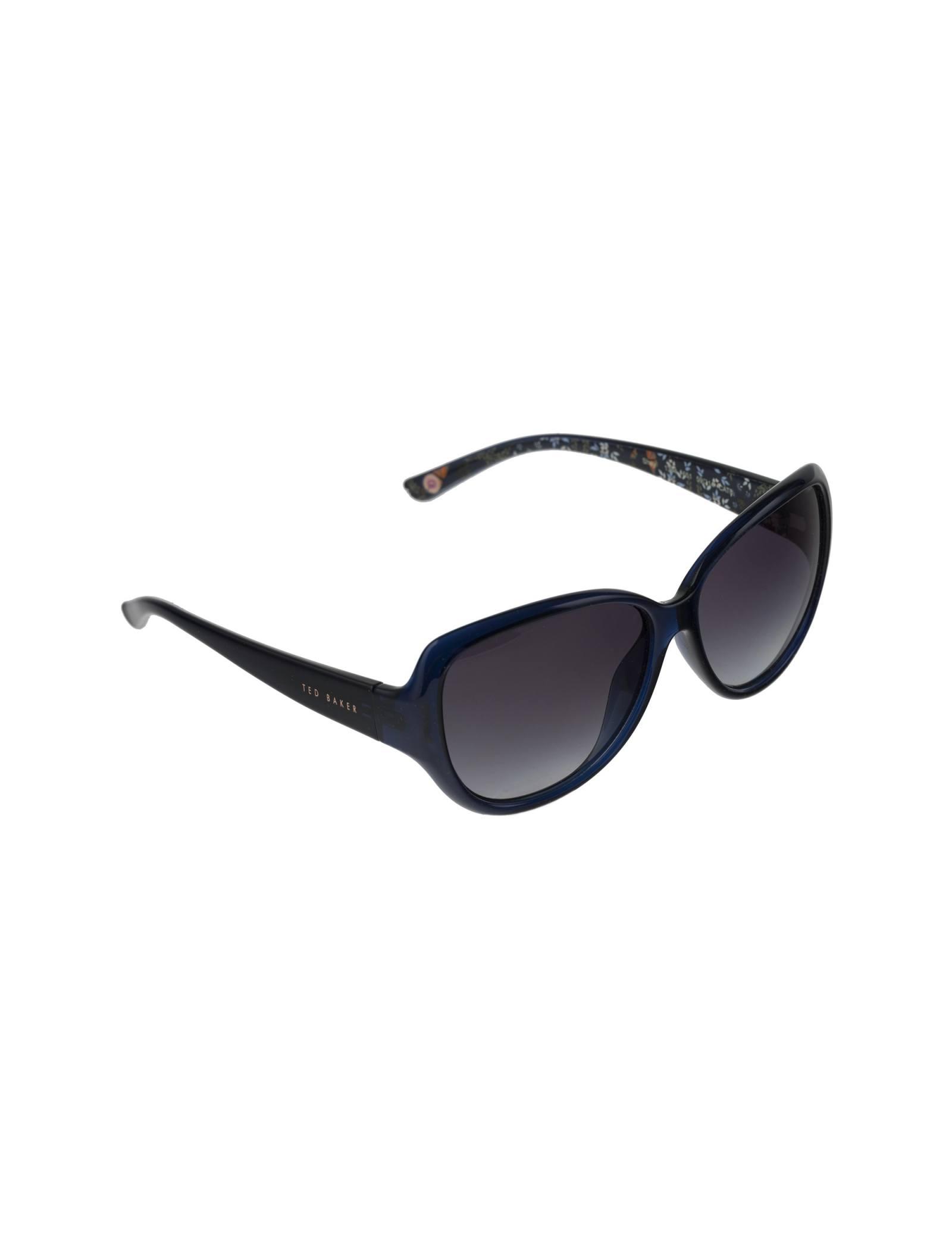 عینک آفتابی گربه ای زنانه - تد بیکر - آبي   - 2