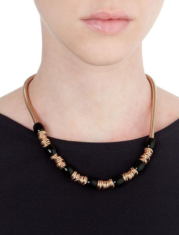 گردنبند زنجیری زنانه - فولی فولیه