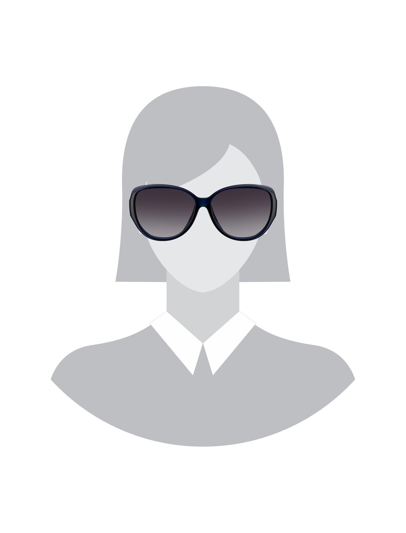 عینک آفتابی گربه ای زنانه - تد بیکر - آبي   - 4