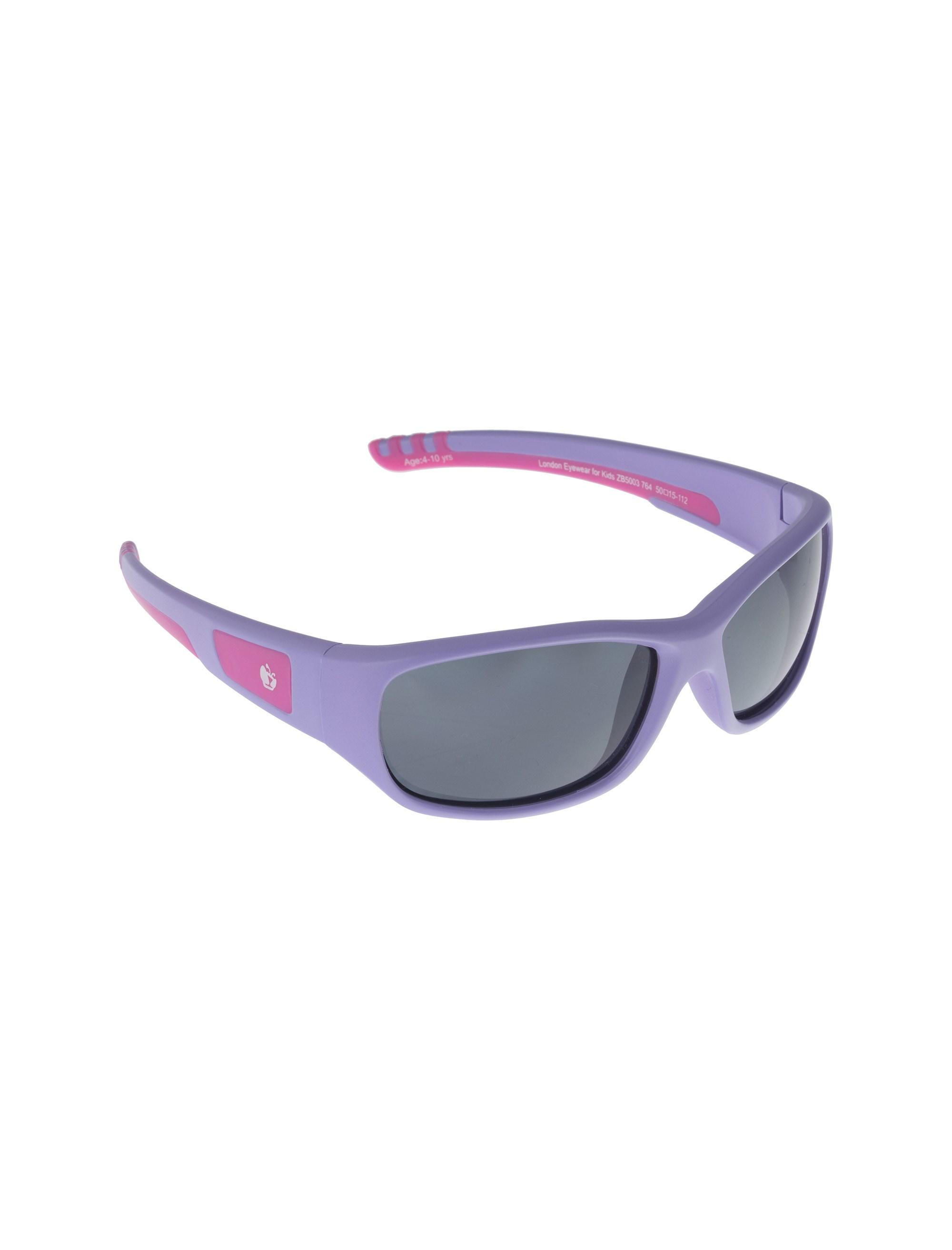 عینک آفتابی کمربندی بچگانه - زوباگ - بنفش - 2