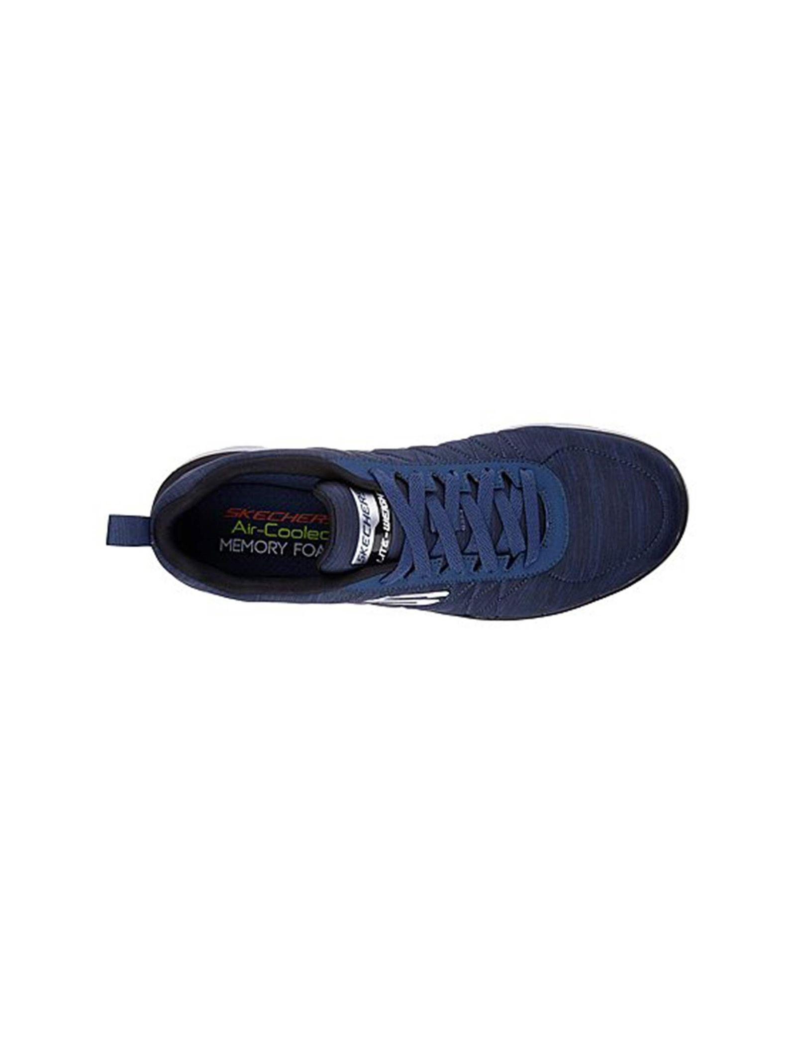 کفش تمرین بندی مردانه Flex Advantage 2-0 Chillston - اسکچرز - سرمه اي - 2