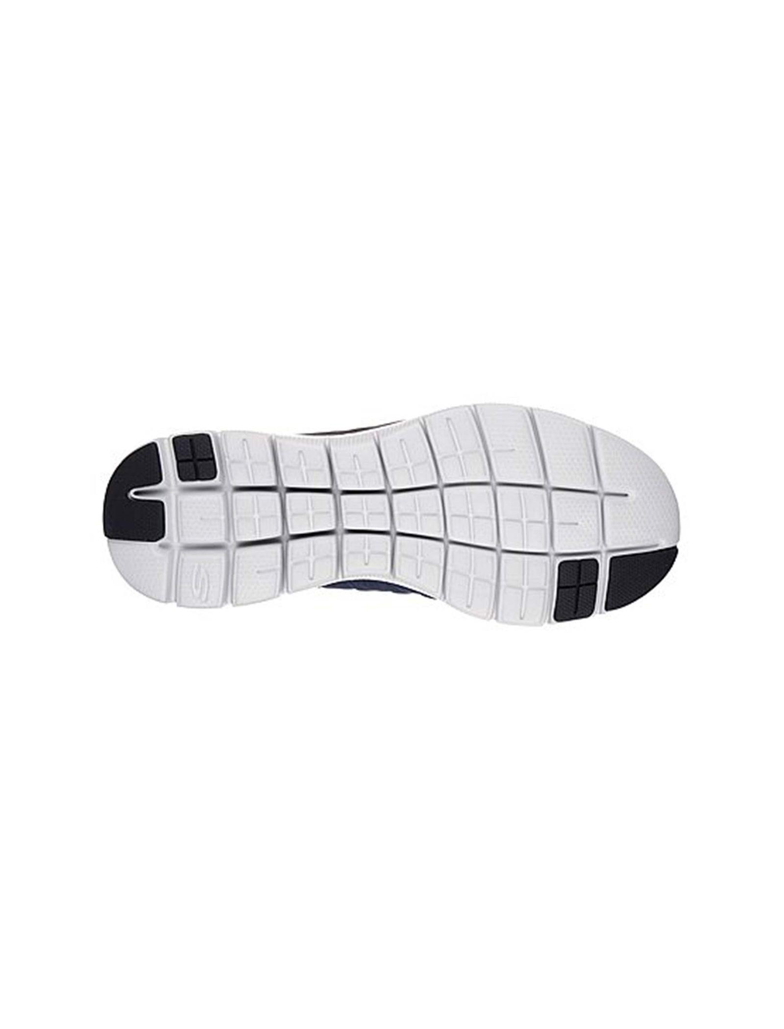 کفش تمرین بندی مردانه Flex Advantage 2-0 Chillston - اسکچرز - سرمه اي - 3