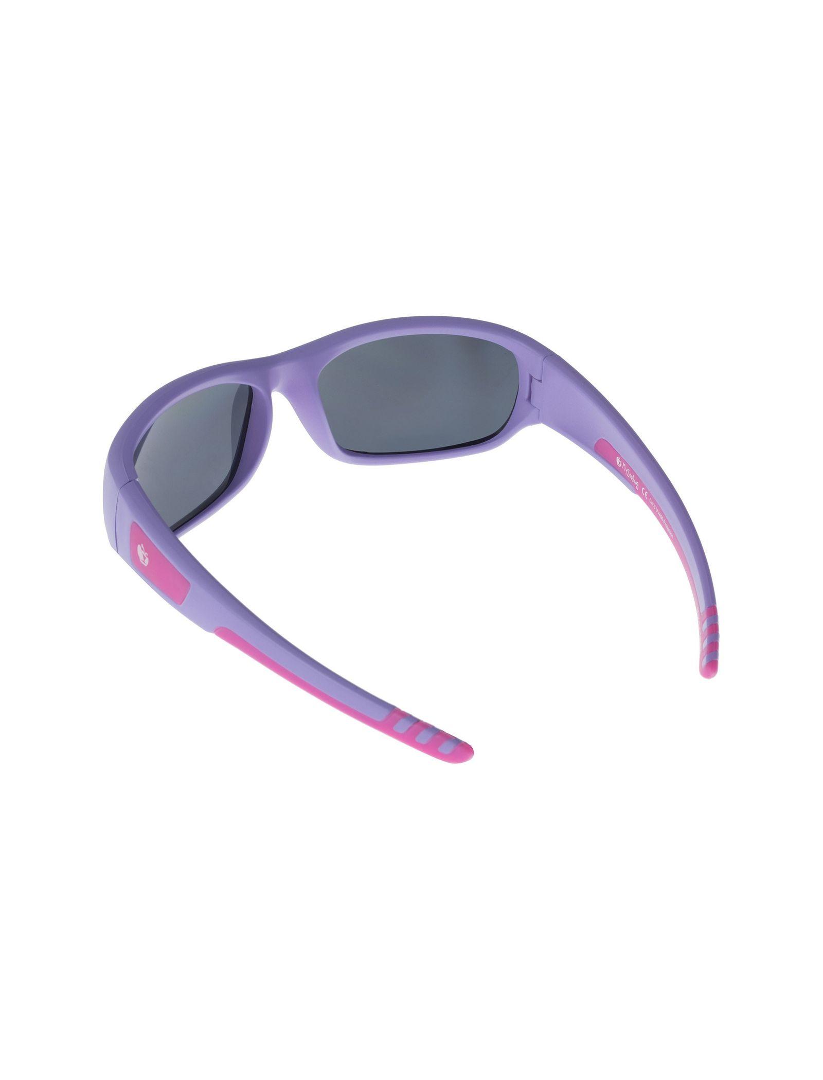 عینک آفتابی کمربندی بچگانه - زوباگ - بنفش - 4