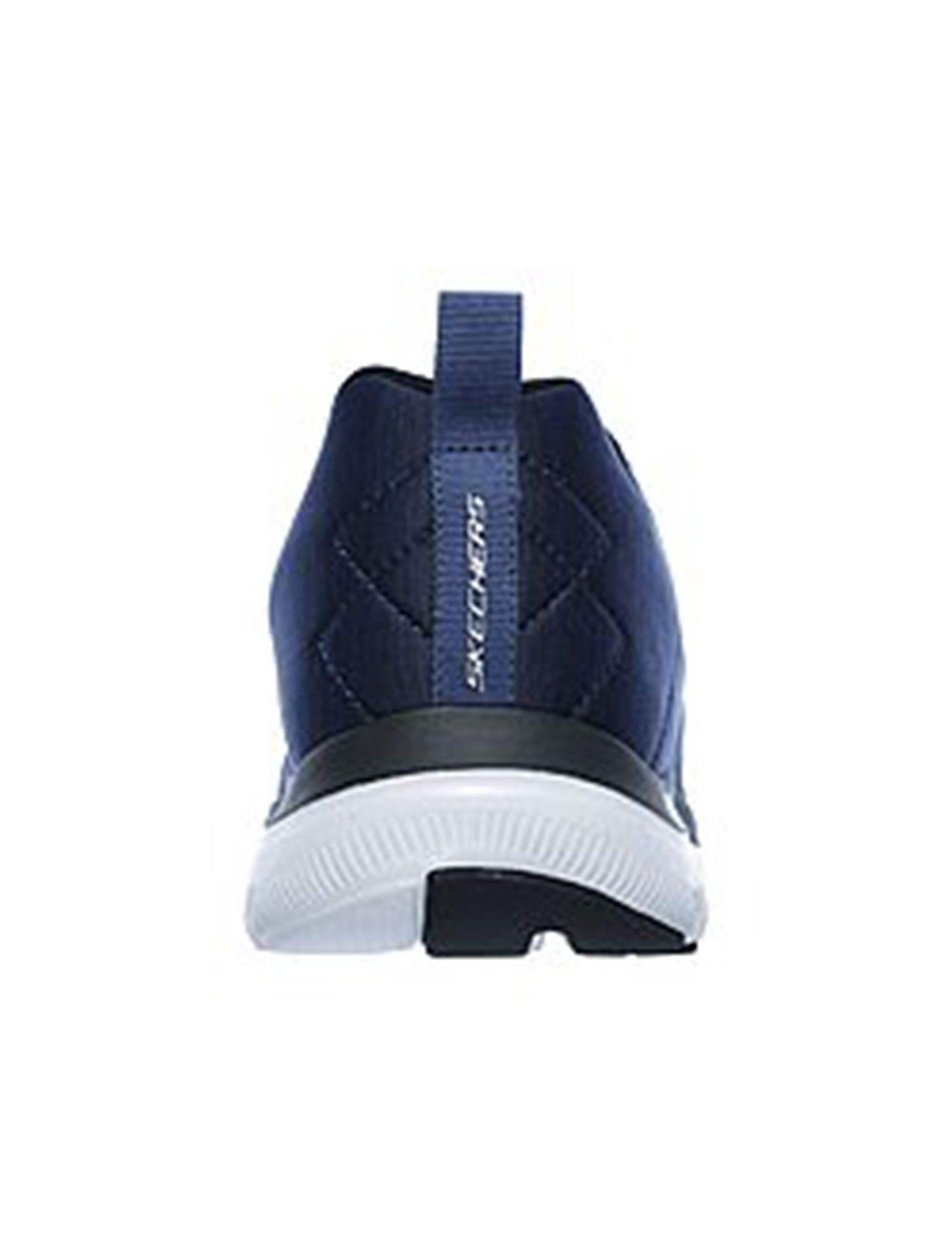 کفش تمرین بندی مردانه Flex Advantage 2-0 Chillston - اسکچرز - سرمه اي - 5