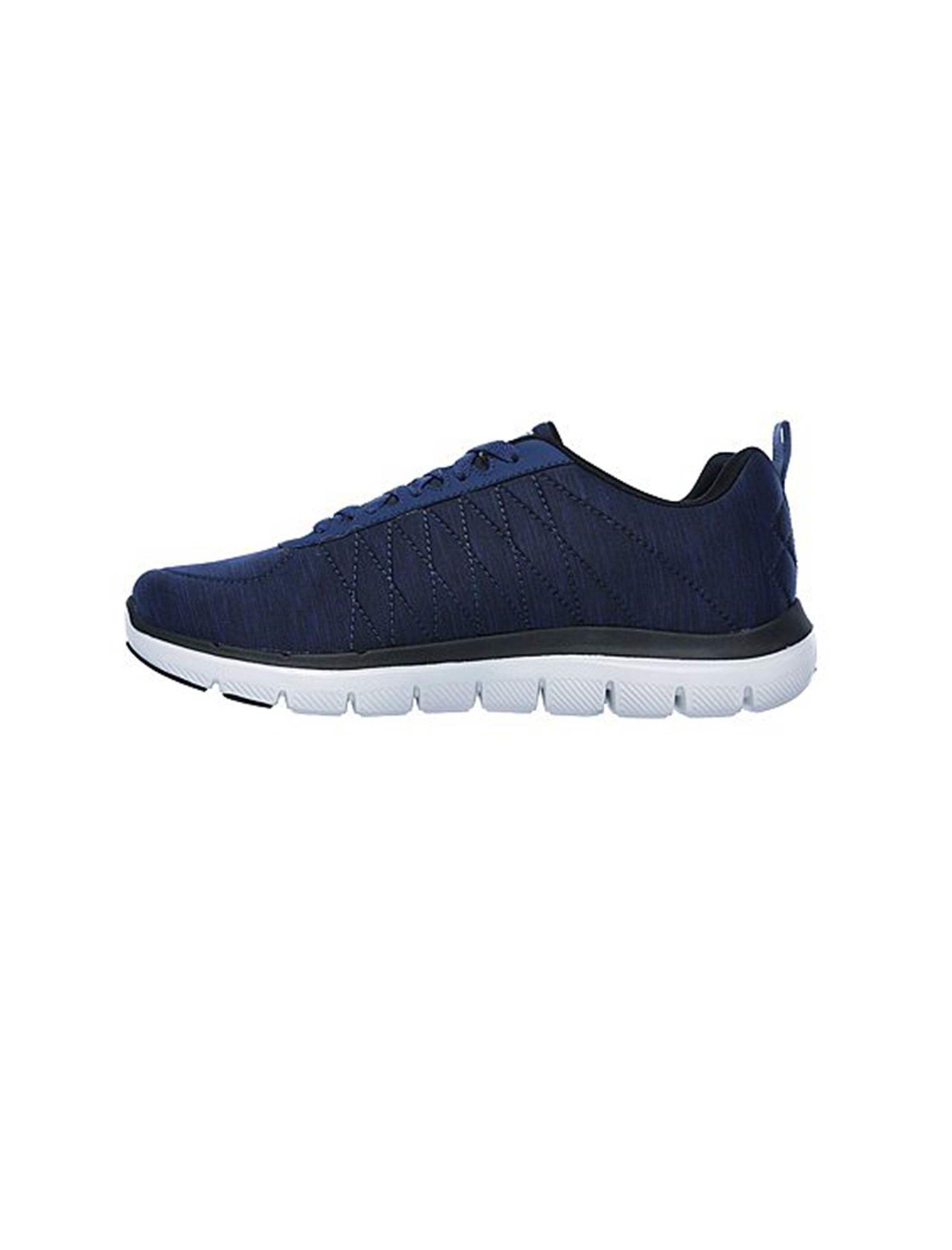 کفش تمرین بندی مردانه Flex Advantage 2-0 Chillston - اسکچرز - سرمه اي - 6