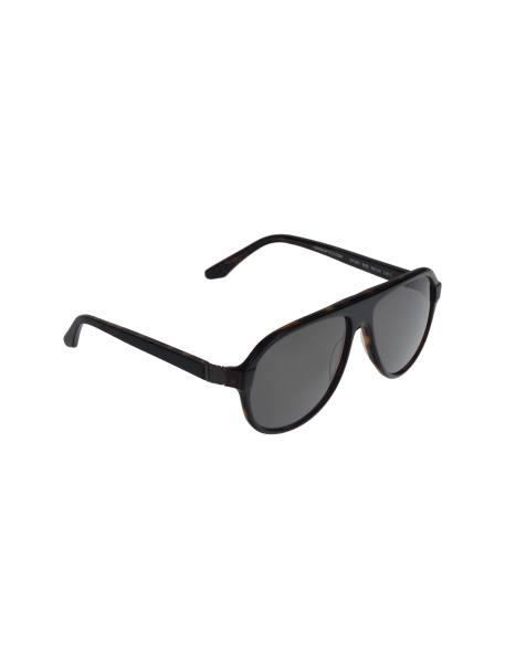 عینک آفتابی خلبانی مردانه - مشکي - 2