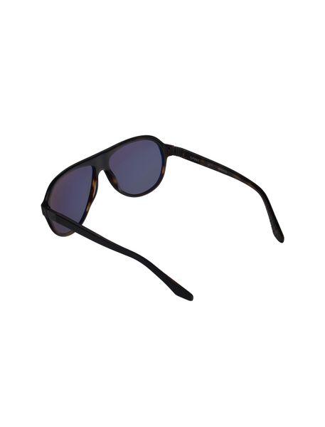 عینک آفتابی خلبانی مردانه - مشکي - 4