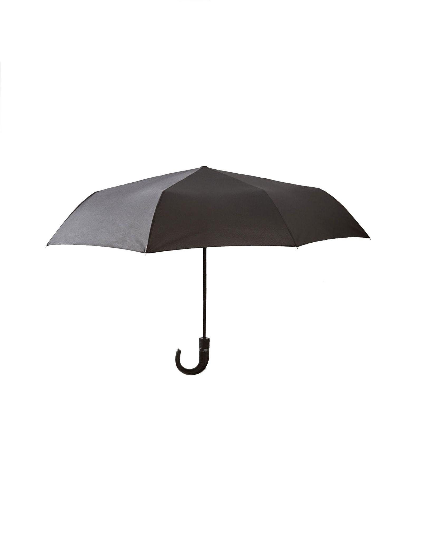 چتر تاشو مردانه - مانگو - مشکي - 1