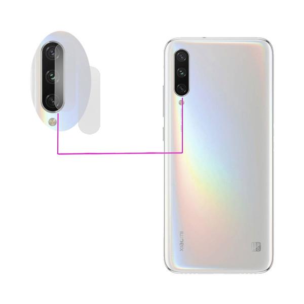 محافظ لنز دوربین مدل LTP مناسب برای گوشی موبایل شیائومی Mi 9 Lite بسته دو عددی