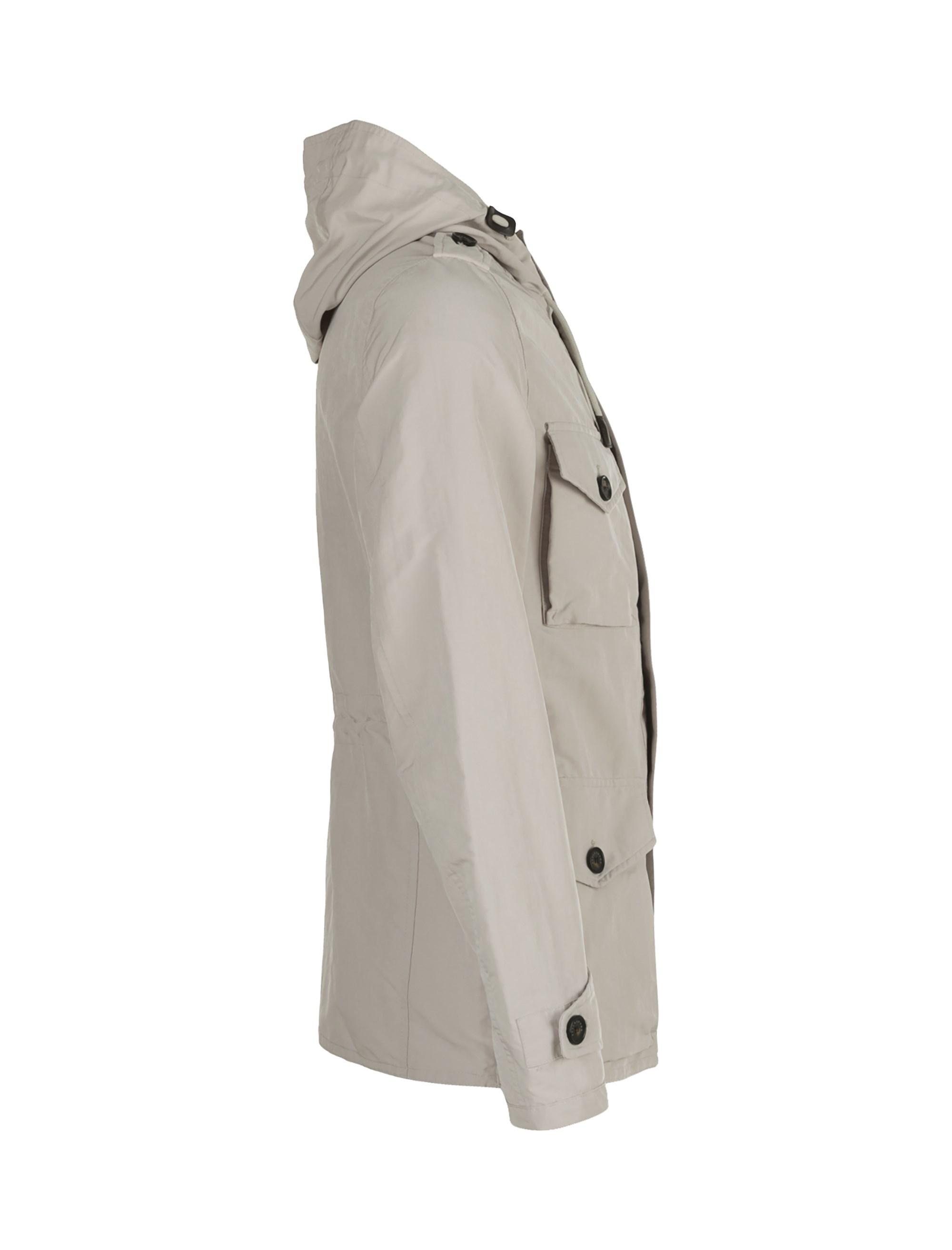 خرید                                     بارانی مردانه پاول اند شارک مدل P18P2073SF