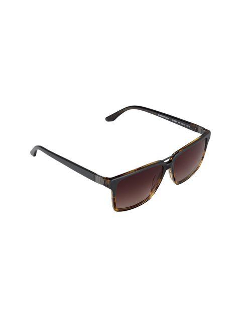 عینک آفتابی ویفرر مردانه - طوسي و قهوه اي - 2