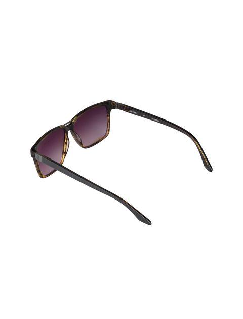 عینک آفتابی ویفرر مردانه - طوسي و قهوه اي - 4