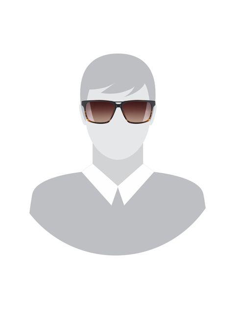 عینک آفتابی ویفرر مردانه - طوسي و قهوه اي - 6