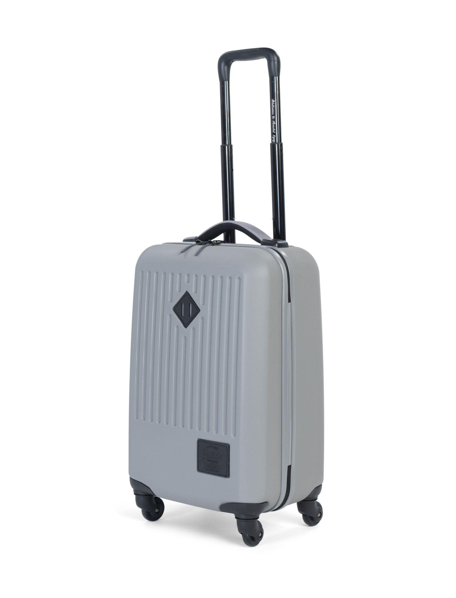 چمدان Trade Small - هرشل - طوسي - 3