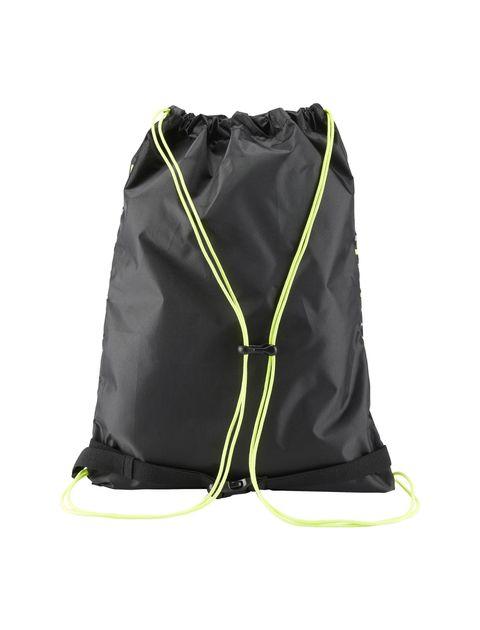 کوله پشتی ورزشی بزرگسال Running Drawstring - ریباک - مشکي و سبز فسفري - 2