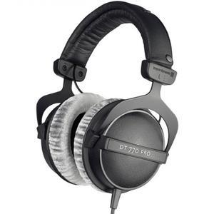 هدفون استودیویی 80 اهمی بیرداینامیک مدل DT 770 Pro