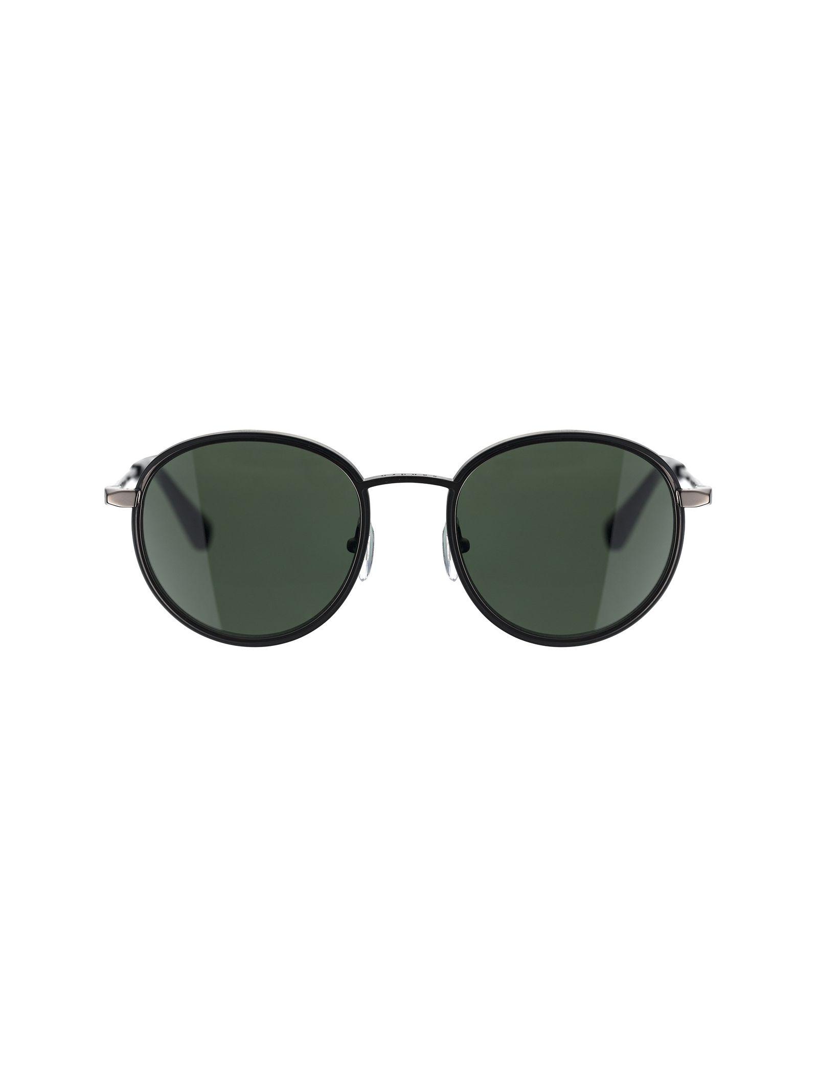 عینک آفتابی گرد زنانه - ساندرو - زغالي      - 1