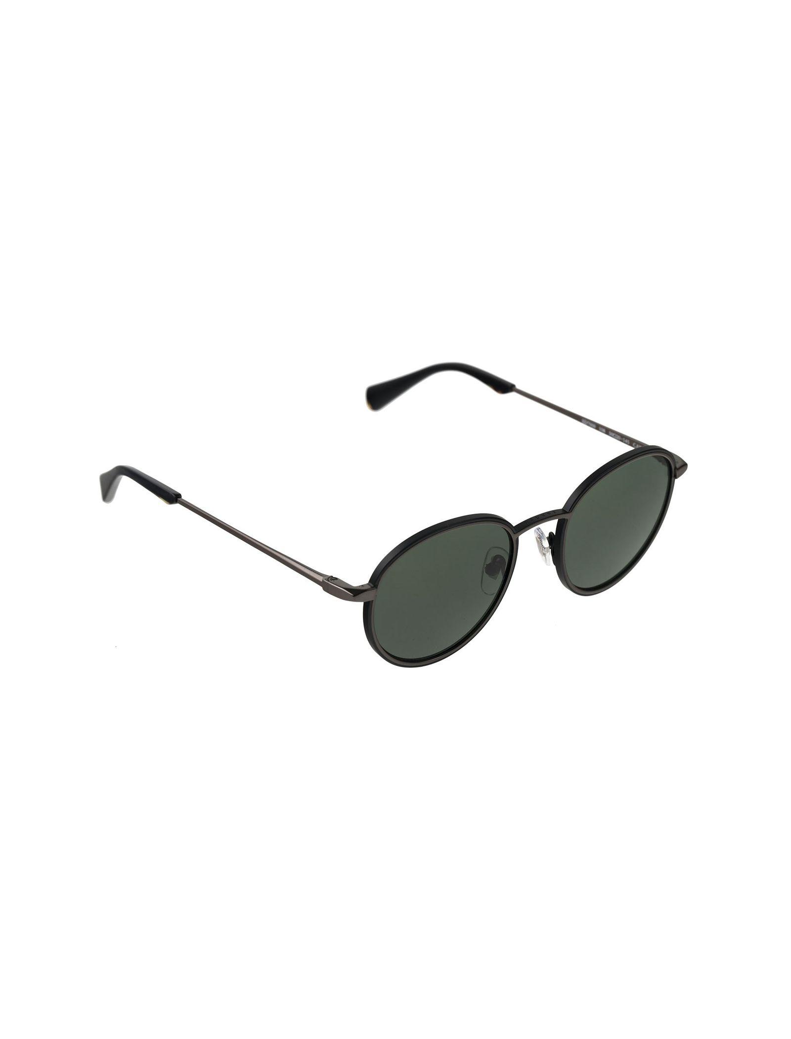 عینک آفتابی گرد زنانه - ساندرو - زغالي      - 2