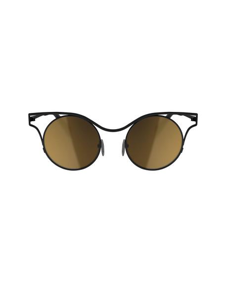 عینک آفتابی گرد زنانه - یوجی یاماموتو