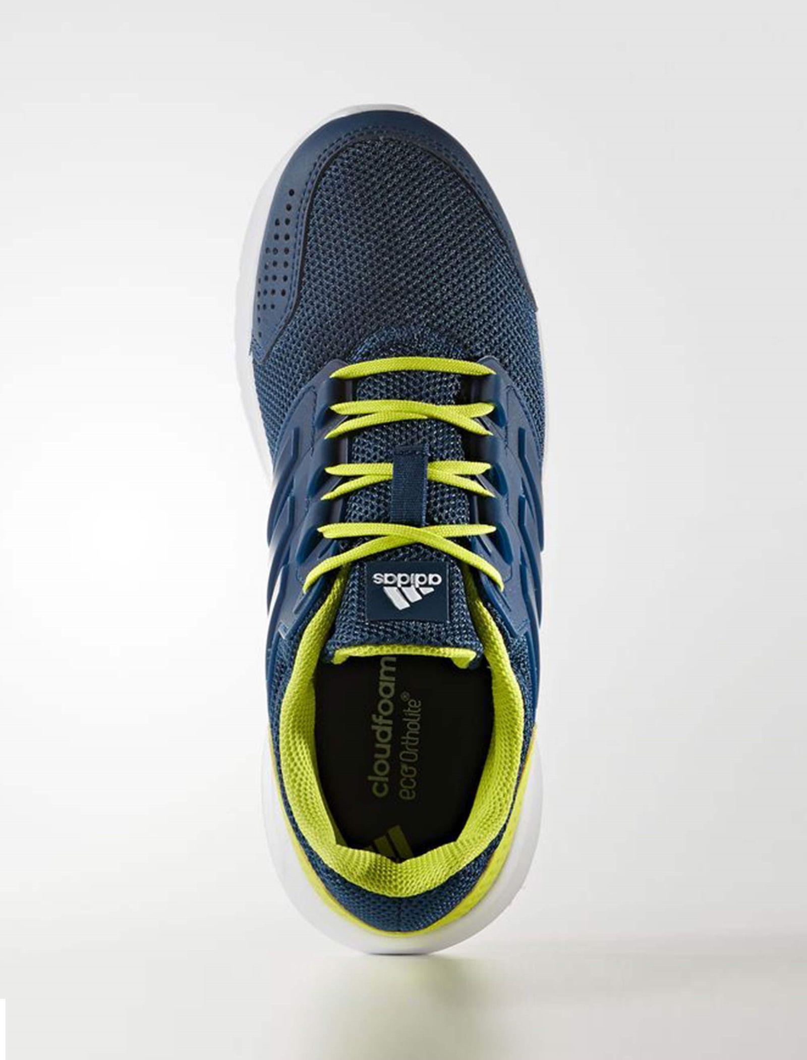 کفش دویدن بندی پسرانه Galaxy 4 - آدیداس - سرمه اي - 3