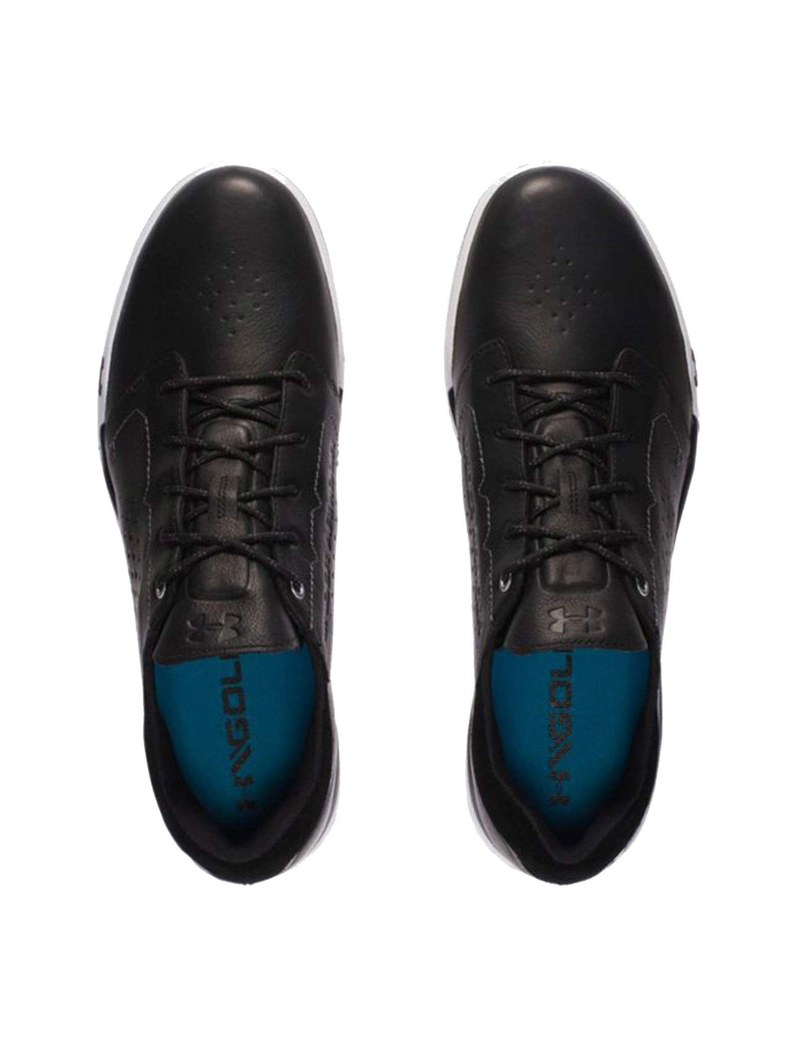 کفش گلف بندی مردانه Tempo Hybrid - آندر آرمور - مشکي - 2