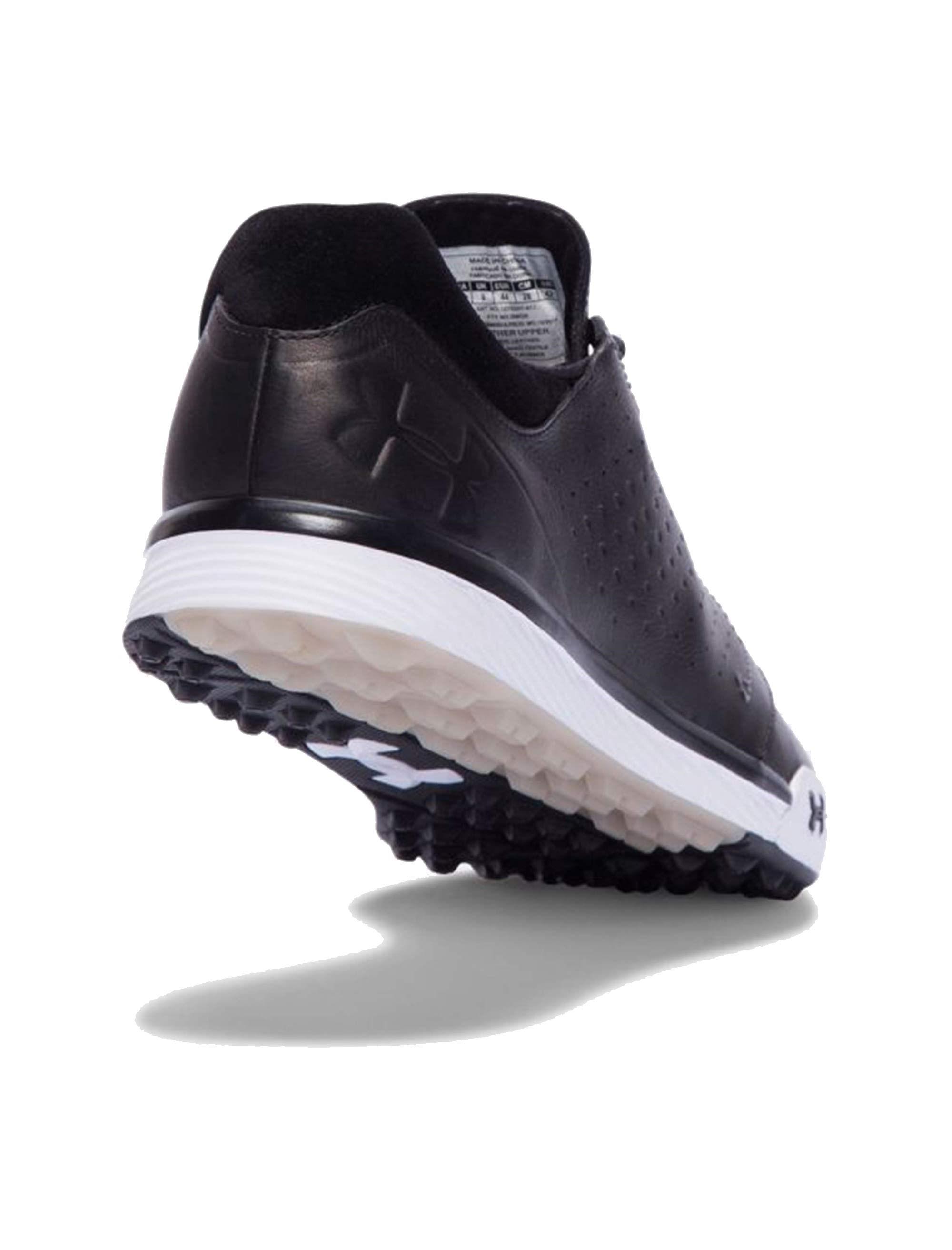 کفش گلف بندی مردانه Tempo Hybrid - آندر آرمور - مشکي - 4