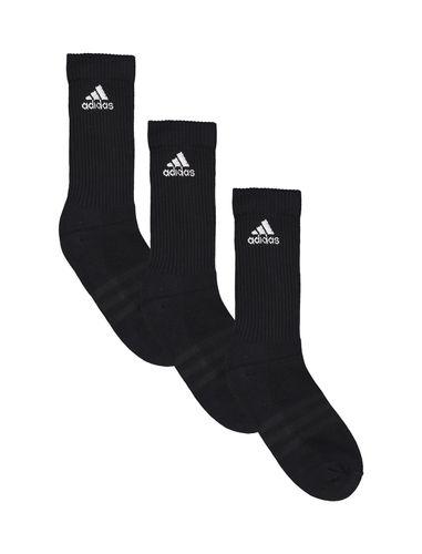 جوراب نخی ساق متوسط  بزرگسال بسته 3 عددی