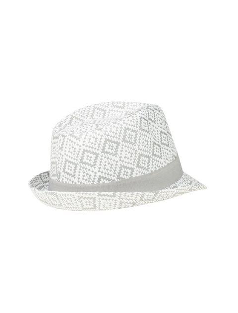 کلاه شاپو پسرانه - طوسي - 2