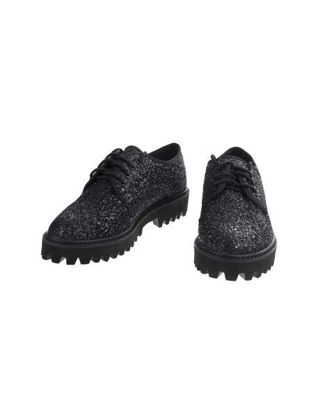 کفش تخت زنانه - مشکي - 4