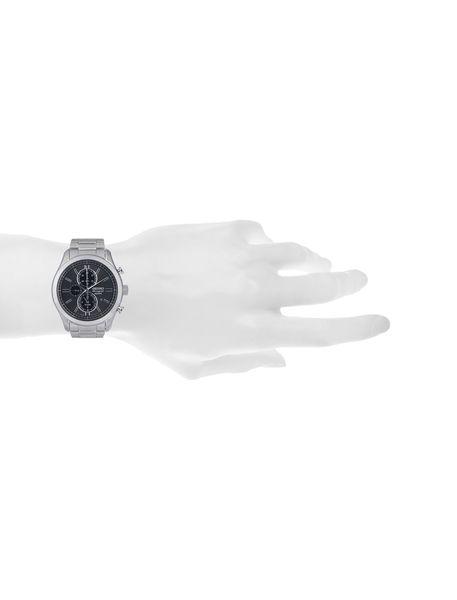 ساعت مچی عقربهای مردانه - نقره اي - 5