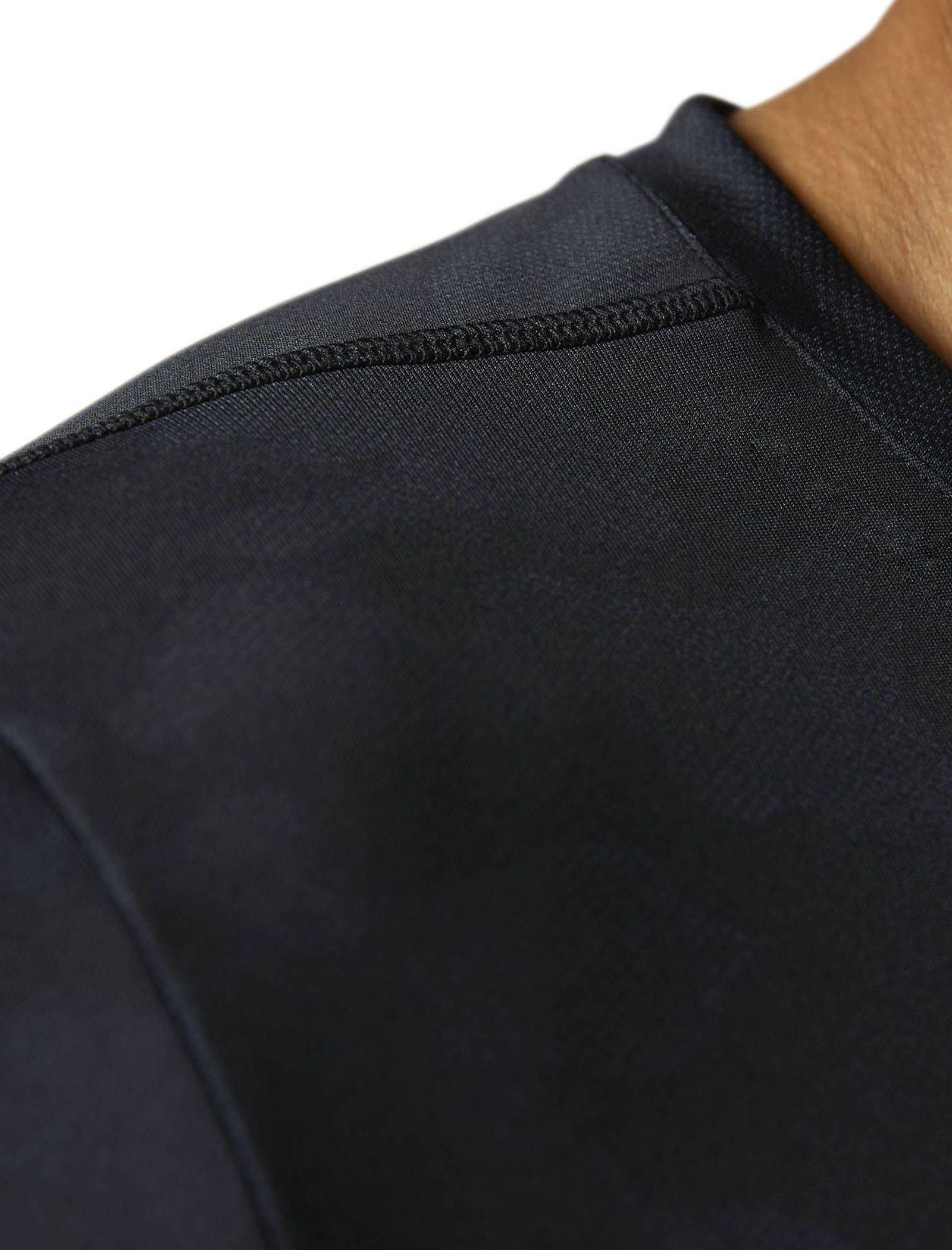 تی شرت ورزشی آستین کوتاه مردانه - ریباک - مشکي - 8