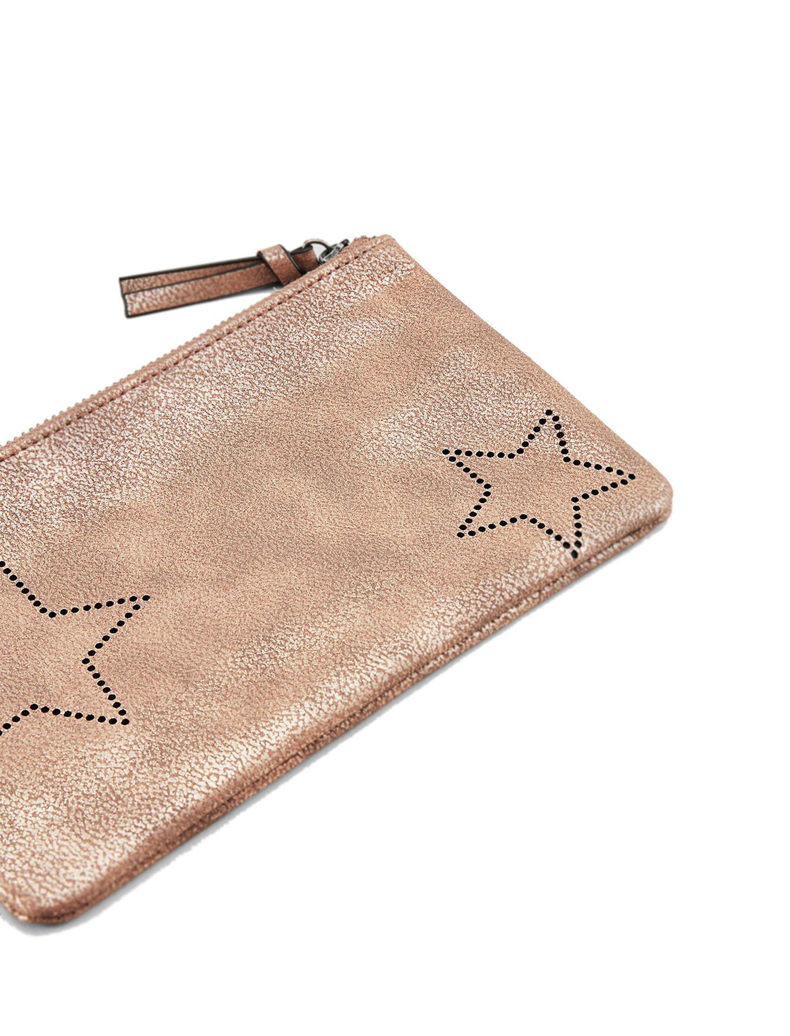 کیف لوازم آرایش زنانه - اس.اولیور - صورتي - 2