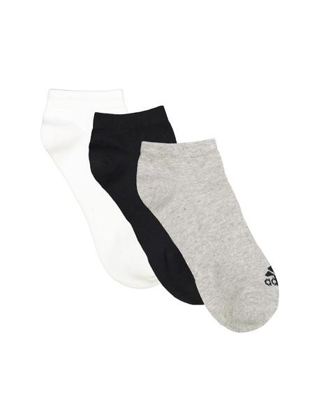 جوراب ساق کوتاه بزرگسال بسته 3 عددی - آدیداس