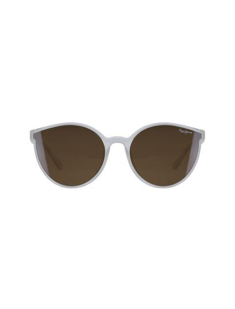 عینک آفتابی گربه ای زنانه - پپه جینز - بي رنگ - 1