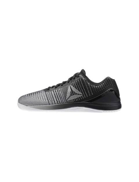 کفش تمرین بندی مردانه CrossFit Nano 7 Weave - سفيد مشکي - 3