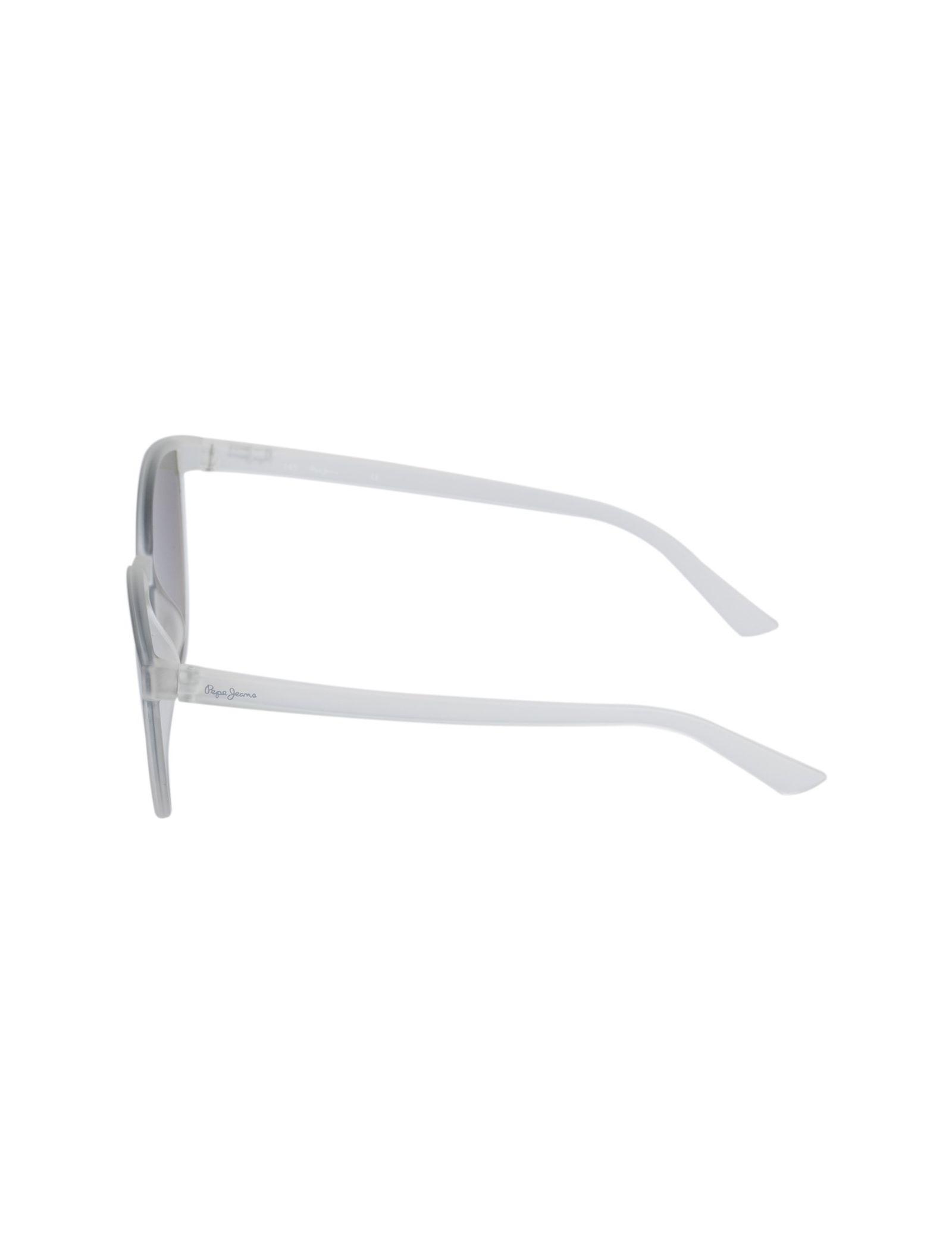 عینک آفتابی گربه ای زنانه - پپه جینز - بي رنگ - 3