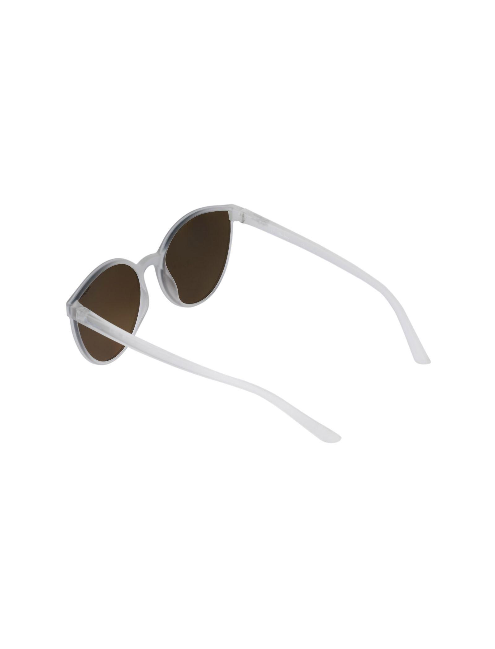 عینک آفتابی گربه ای زنانه - پپه جینز - بي رنگ - 4