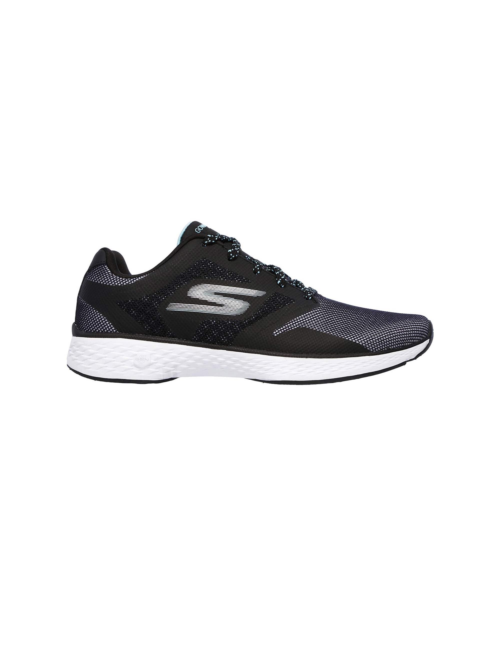خرید کفش پیاده روی بندی زنانه GoWalk Sport Active – اسکچرز