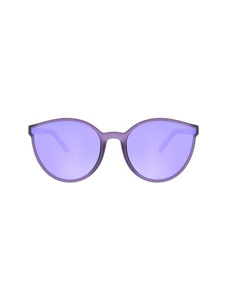 عینک آفتابی گربه ای زنانه - بنفش روشن - 1