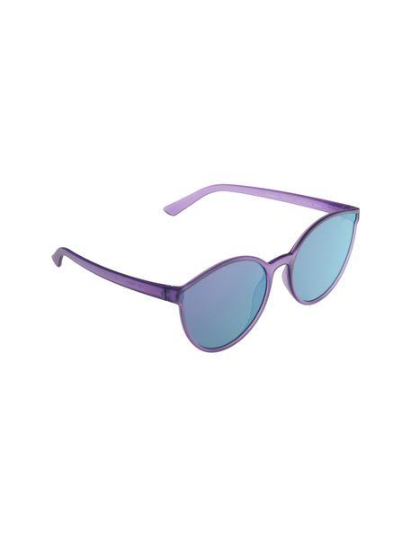 عینک آفتابی گربه ای زنانه - بنفش روشن - 2